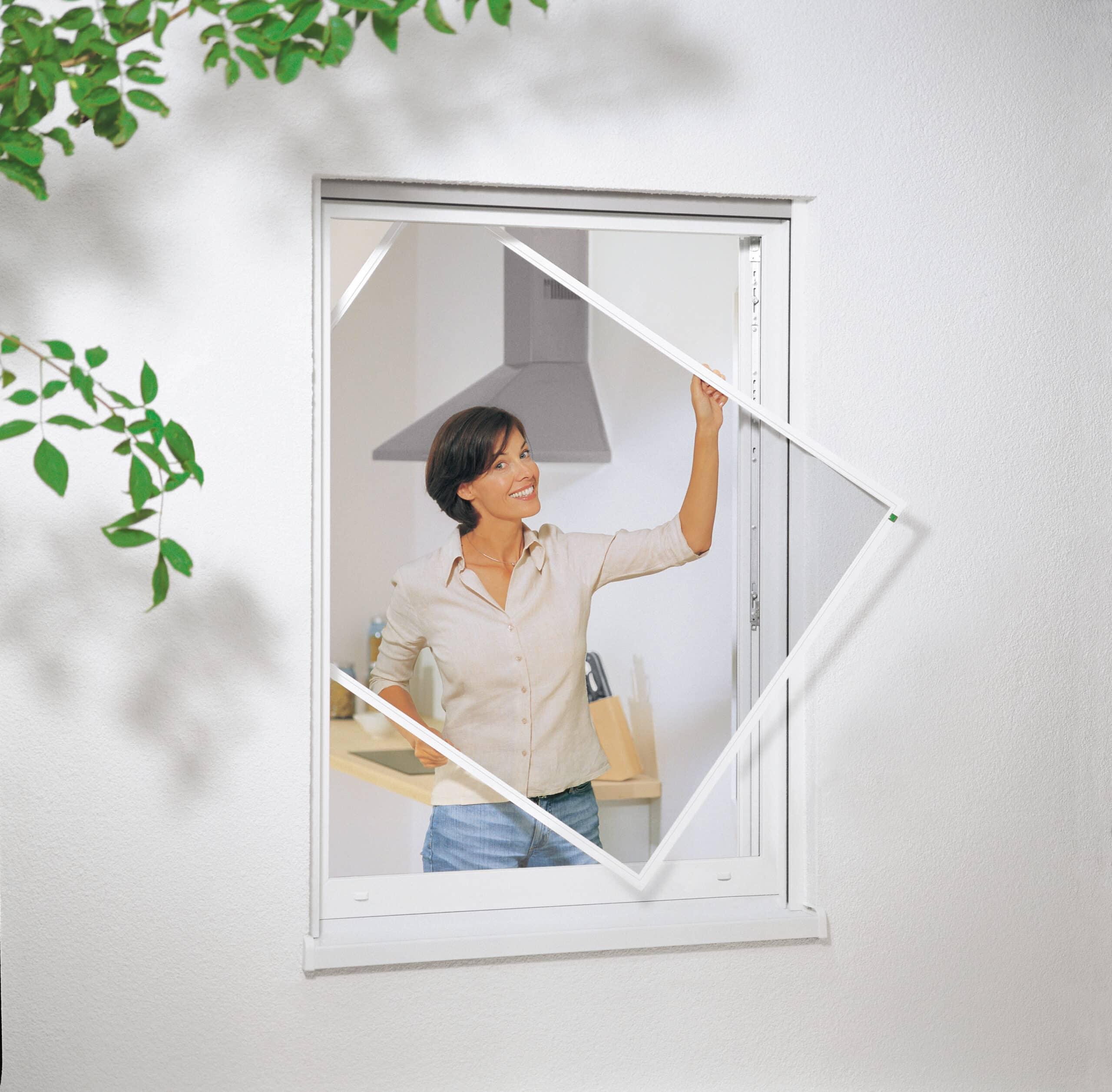 Insektenschutz Fenster Spannrahmen
