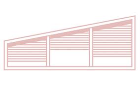 Plissee und Jalousien spezielle Fensterformen